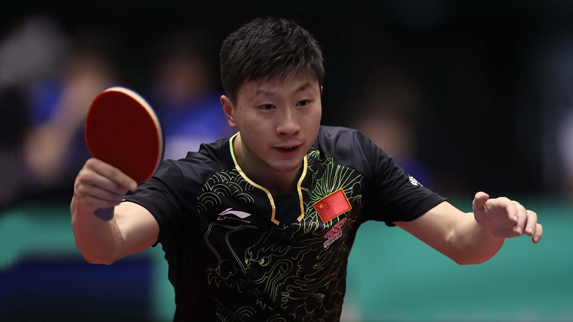 Top Spot Yet Again Milestone For Ma Long