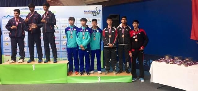 Zhou Xin: Slovenia Junior & Cadet Open News and Updates