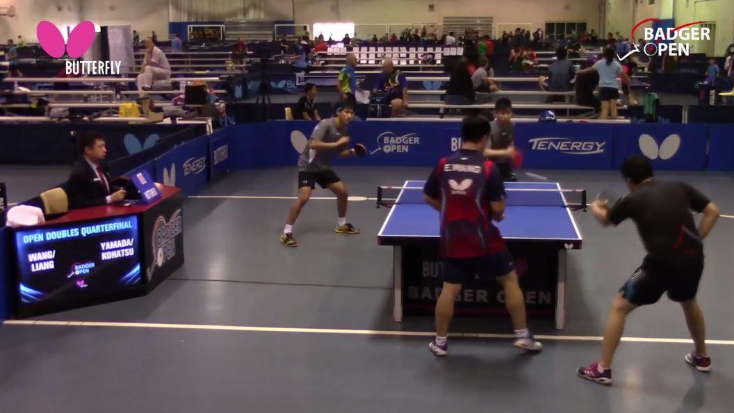Eugene Wang&Jishan Liang Capture Open Doubles Championship Title