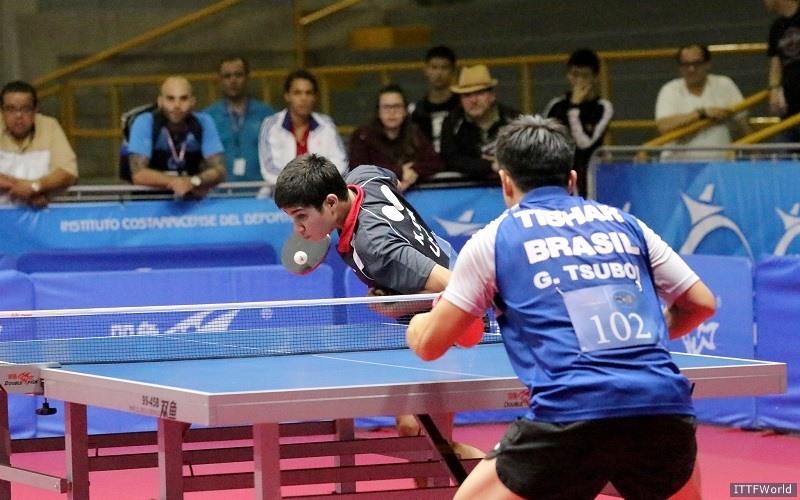 Usatt team 2017 world junior table tennis championships for 10 table tennis rules