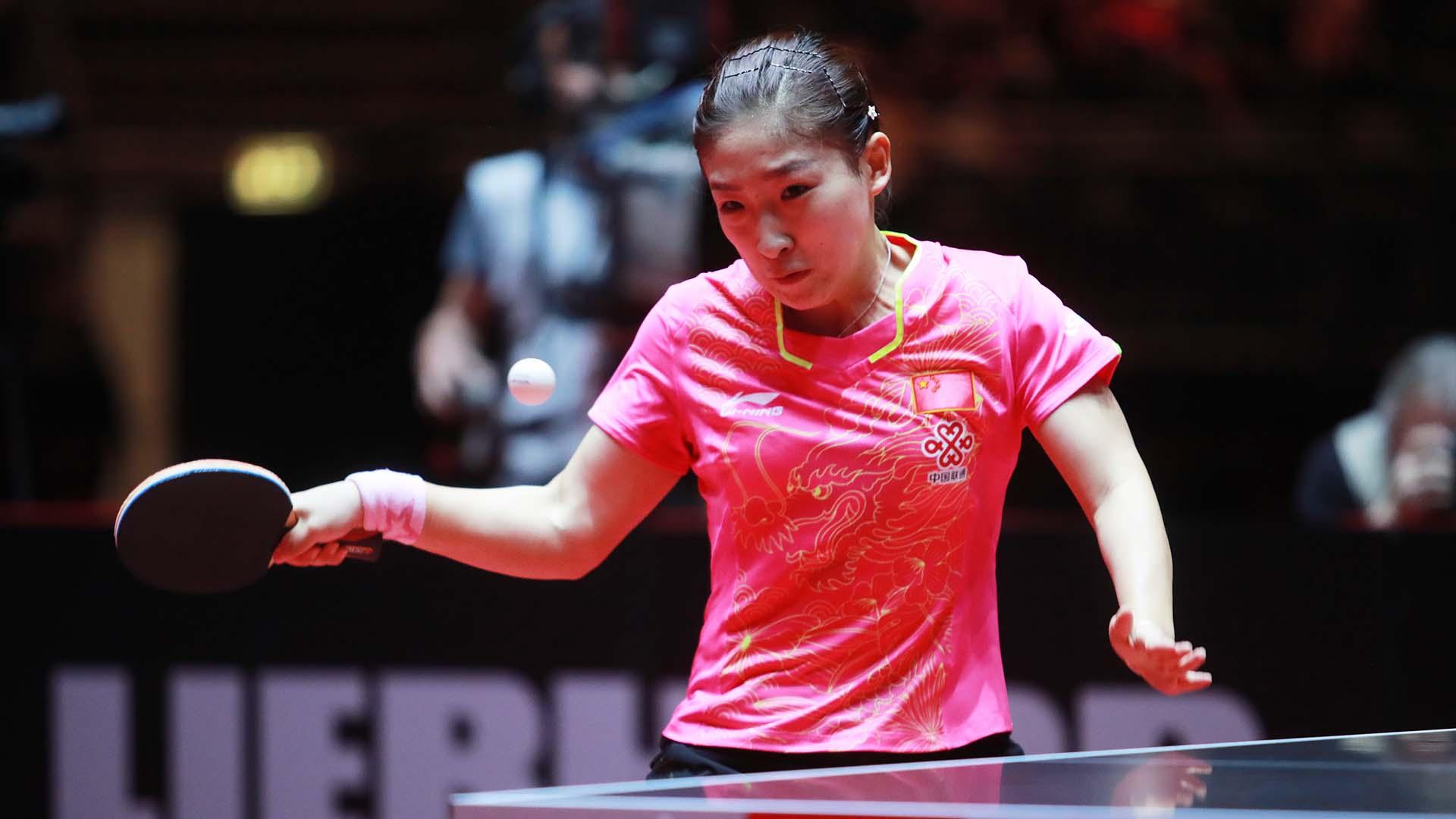 Liu Shiwen, most successful ever, defends Asian crown