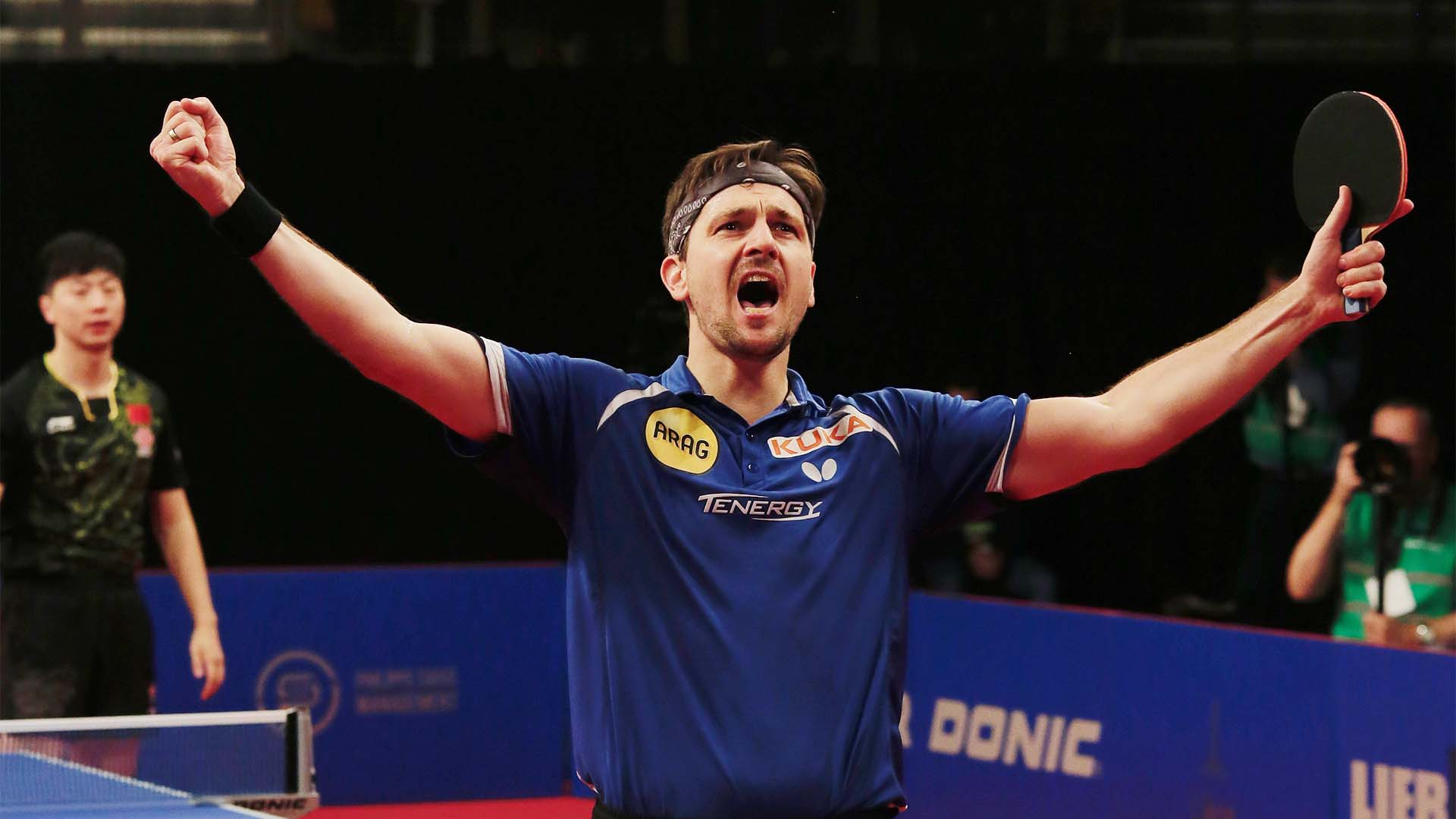 Ma Long Departs Once Again In Liège Timo Boll Ends Chinese Hopes