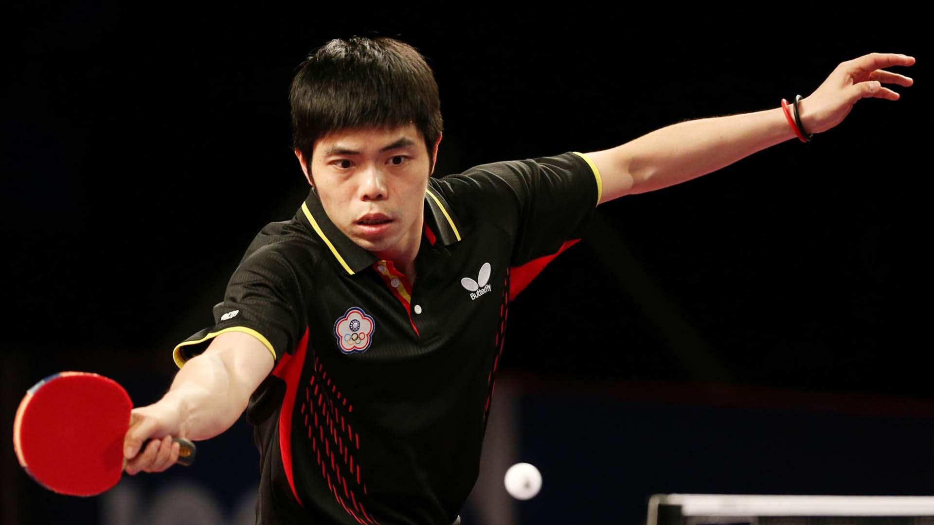 Try, try again, Chuang Chih-Yuan