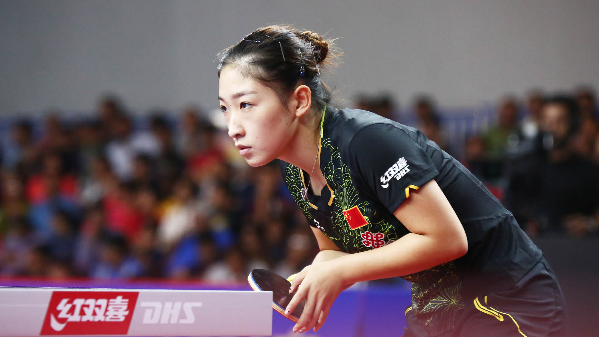 Liu Shiwen in search of unprecedented fifth title