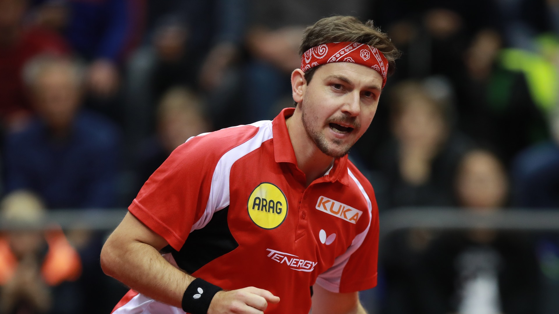 12 years on can Timo Boll reclaim title glory?