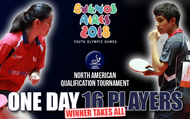 Future Olympians-North American Youth Olympic Games Qualifier