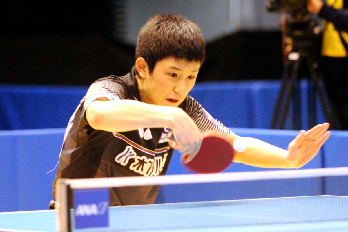 The youngest ever, Tomokazu Harimoto yet again