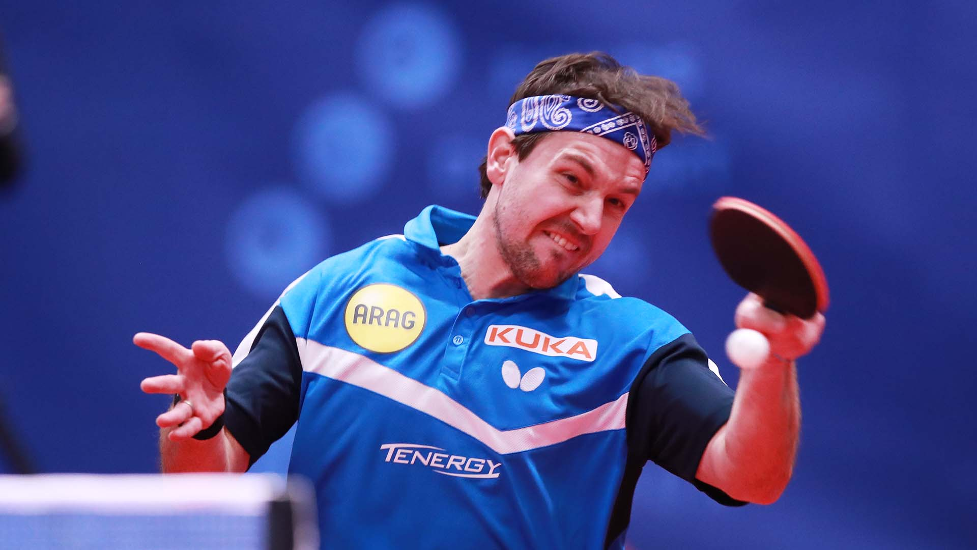 Timo Boll Once Again On Top Of The World