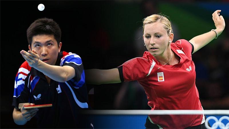 Ryu Seungmin and Galia Dvorak named Athlete Role Models
