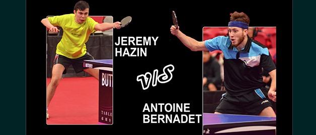 2018 Butterfly Canada Cup Finals - Men's Singles Finals