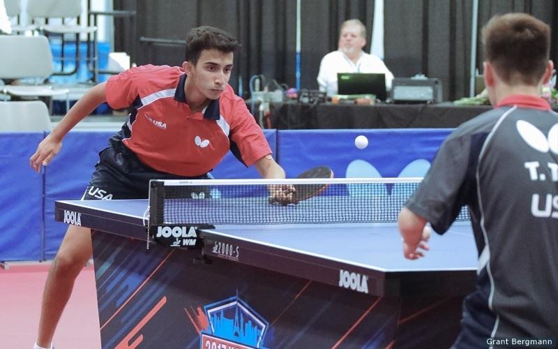 2018 World Team Championships: USATT Nominates Players