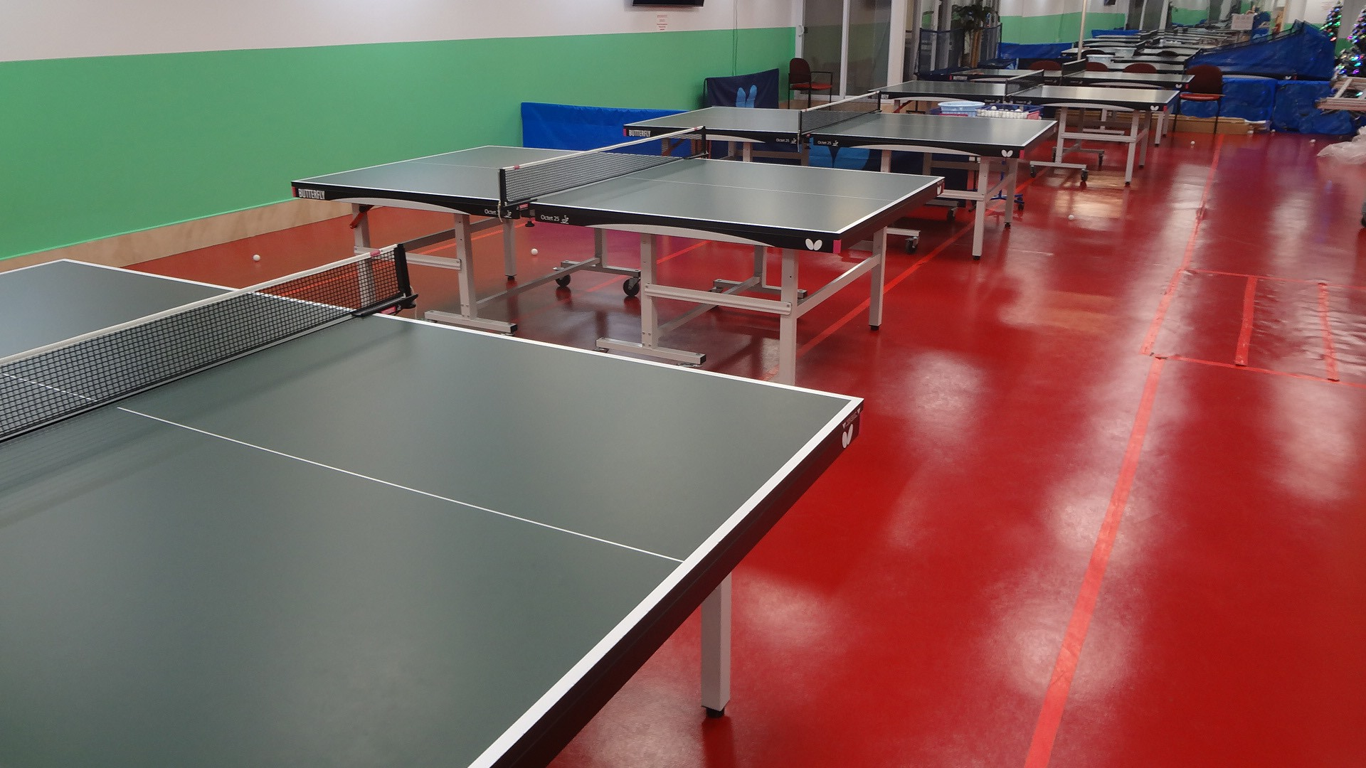 Astounding Table Tennis And Ping Pong Clubs In North America Download Free Architecture Designs Intelgarnamadebymaigaardcom