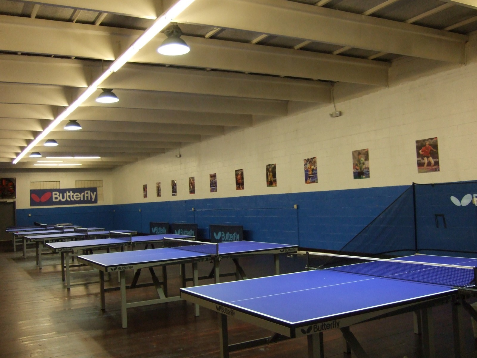 WAB CLUB FEATURE: Washington DC Table Tennis Center