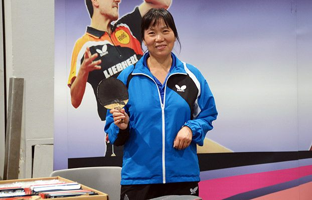 WAB CLUB FEATURE: Lily Yip Table Tennis Center