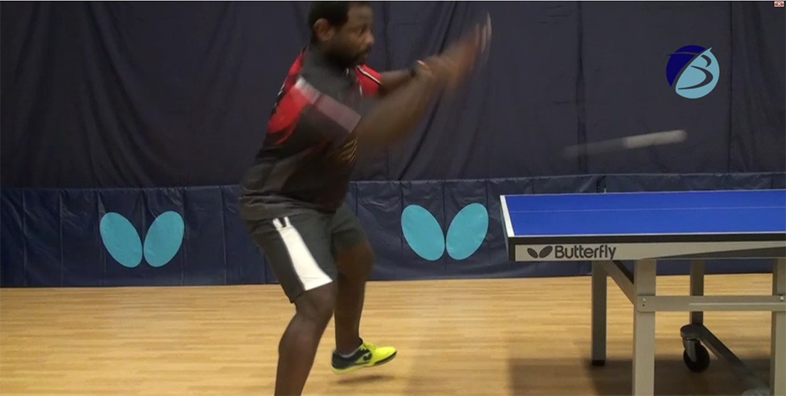 Butterfly Training Tips With Brian Pace: How To Loop Underspin