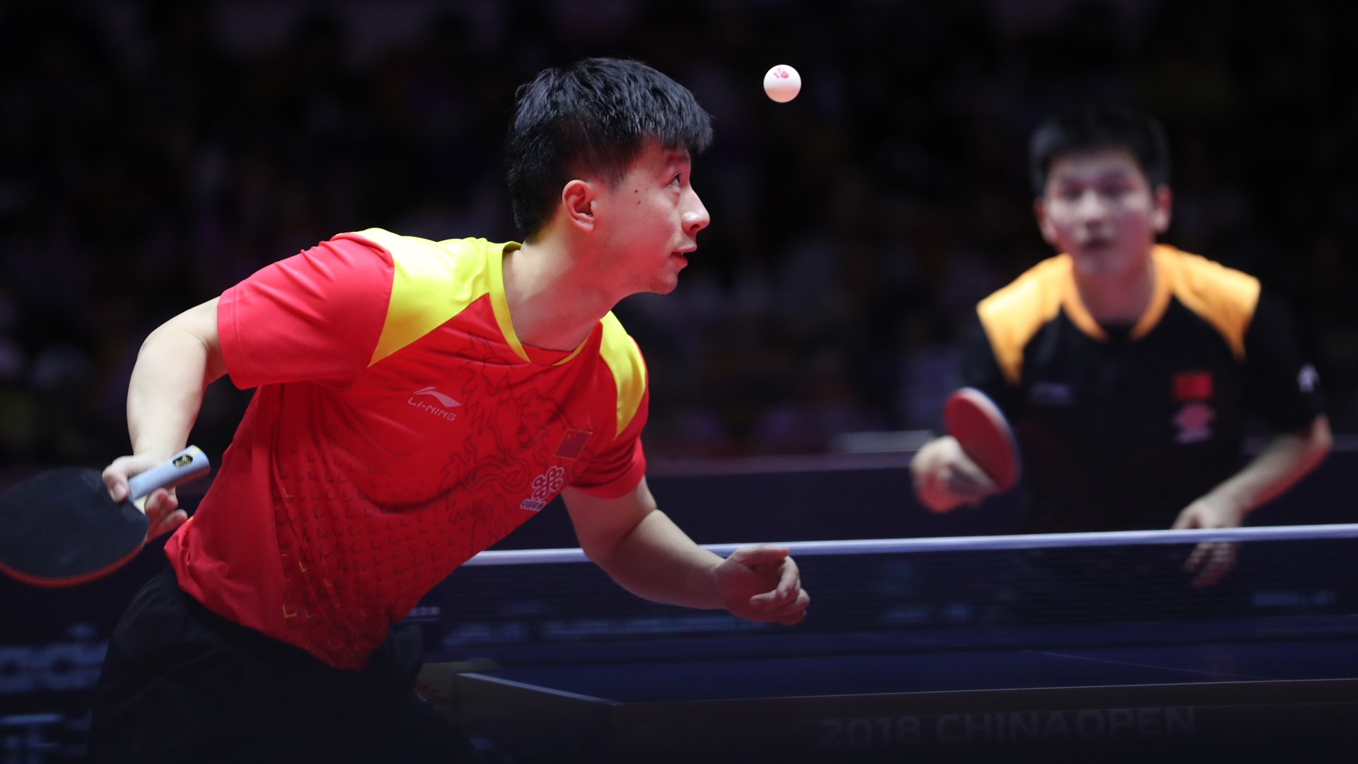 China Open Long Shot Ma Long Stakes His Claim For No 1