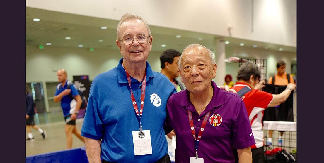 World Veteran Championships Are Underway