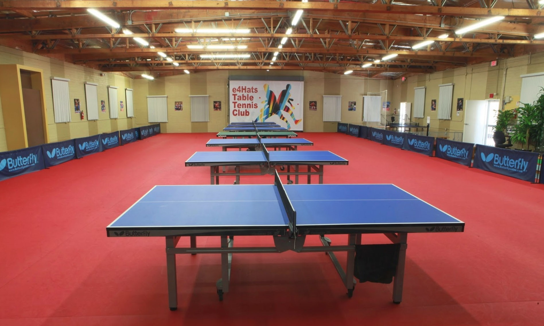 WAB FEATURED CLUB: e4Hats Table Tennis and Pool Billiards Club