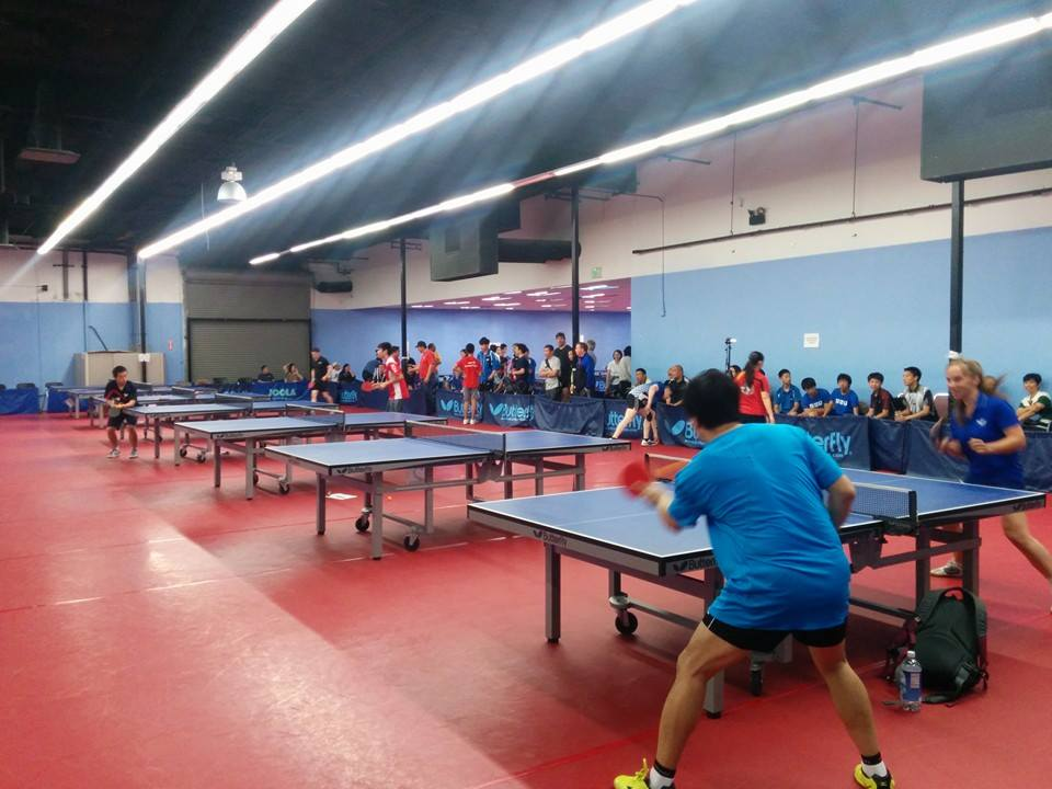 WAB Featured Club: Silicon Valley Table Tennis Club