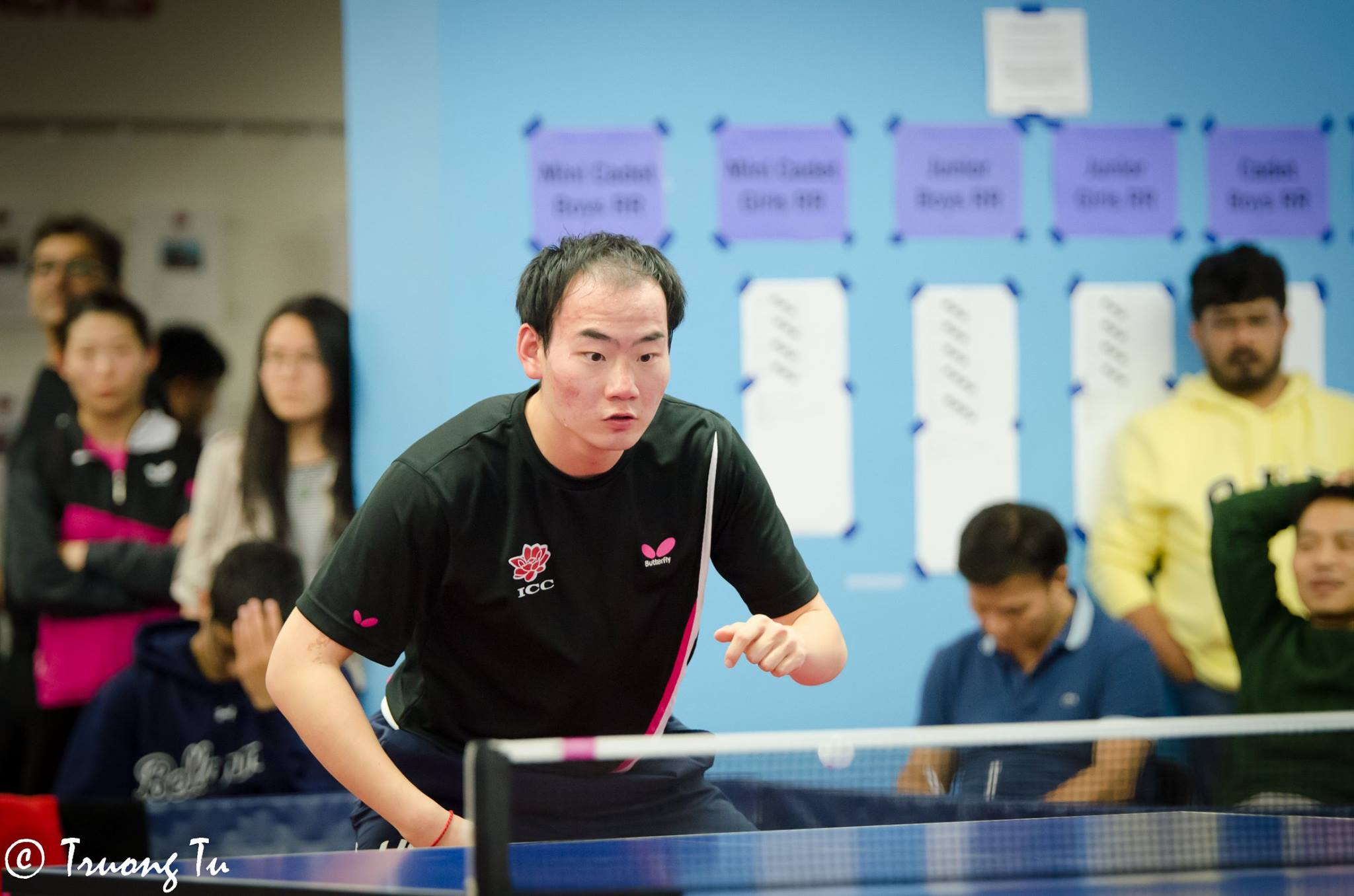 Bty Training Tips: Jinxin Wang – Backhand Loop in Tournament Play