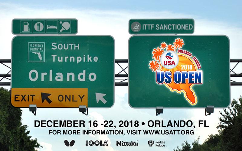 US Open Orlando 2018