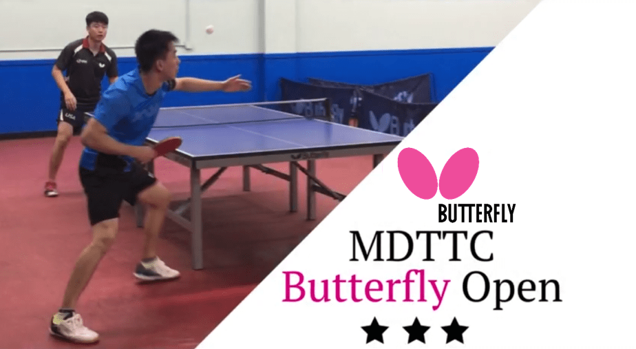 2018 Butterfly MDTTC August Open
