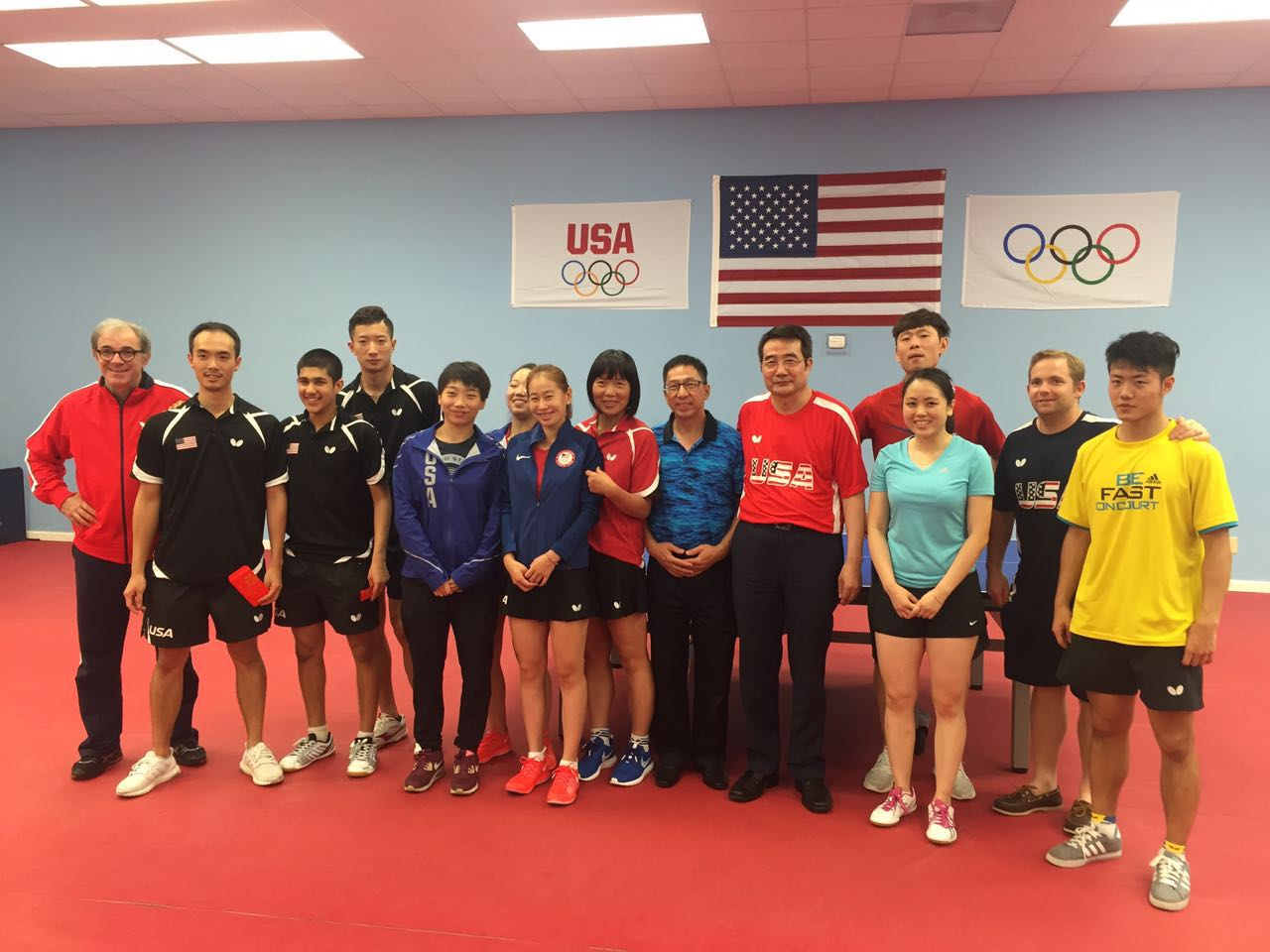WAB FEATURED CLUB: Texas Table Tennis Club
