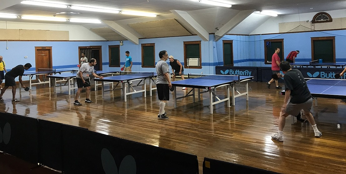 WAB Featured Club: Rhode Island Table Tennis Association