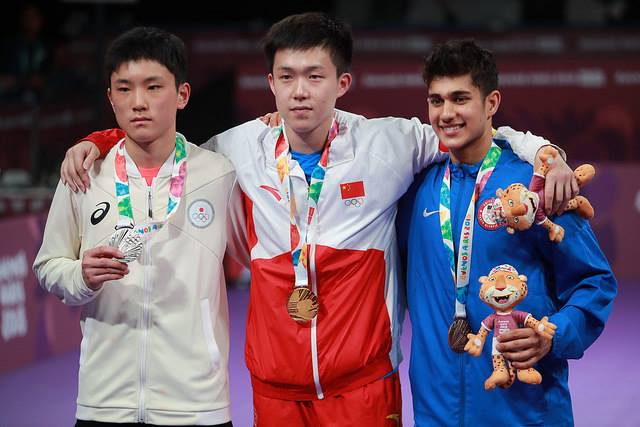 China, Japan, USA: Top Three at the Youth Olympics Games