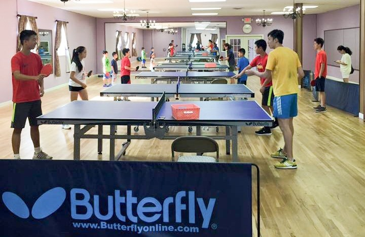 WAB Featured Club: Wang Chen Table Tennis Club
