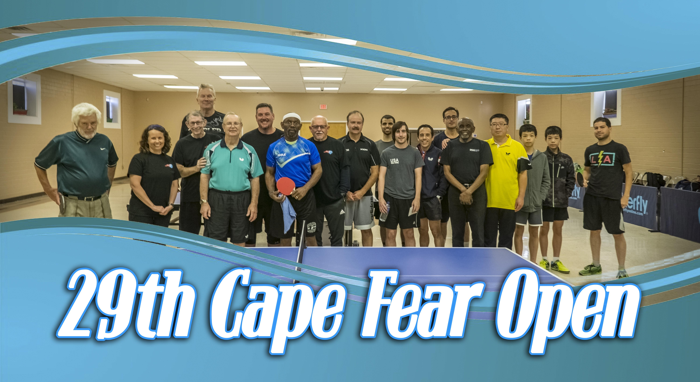 The 29th Cape Fear Open