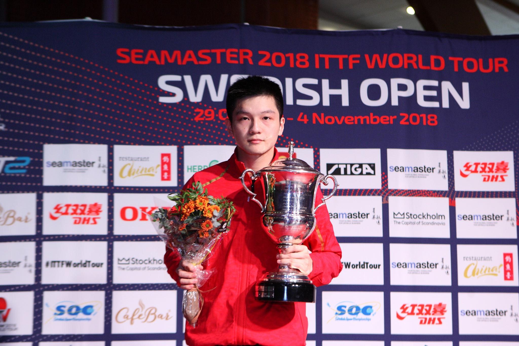 Seamaster ITTF World Tour Swedish Open