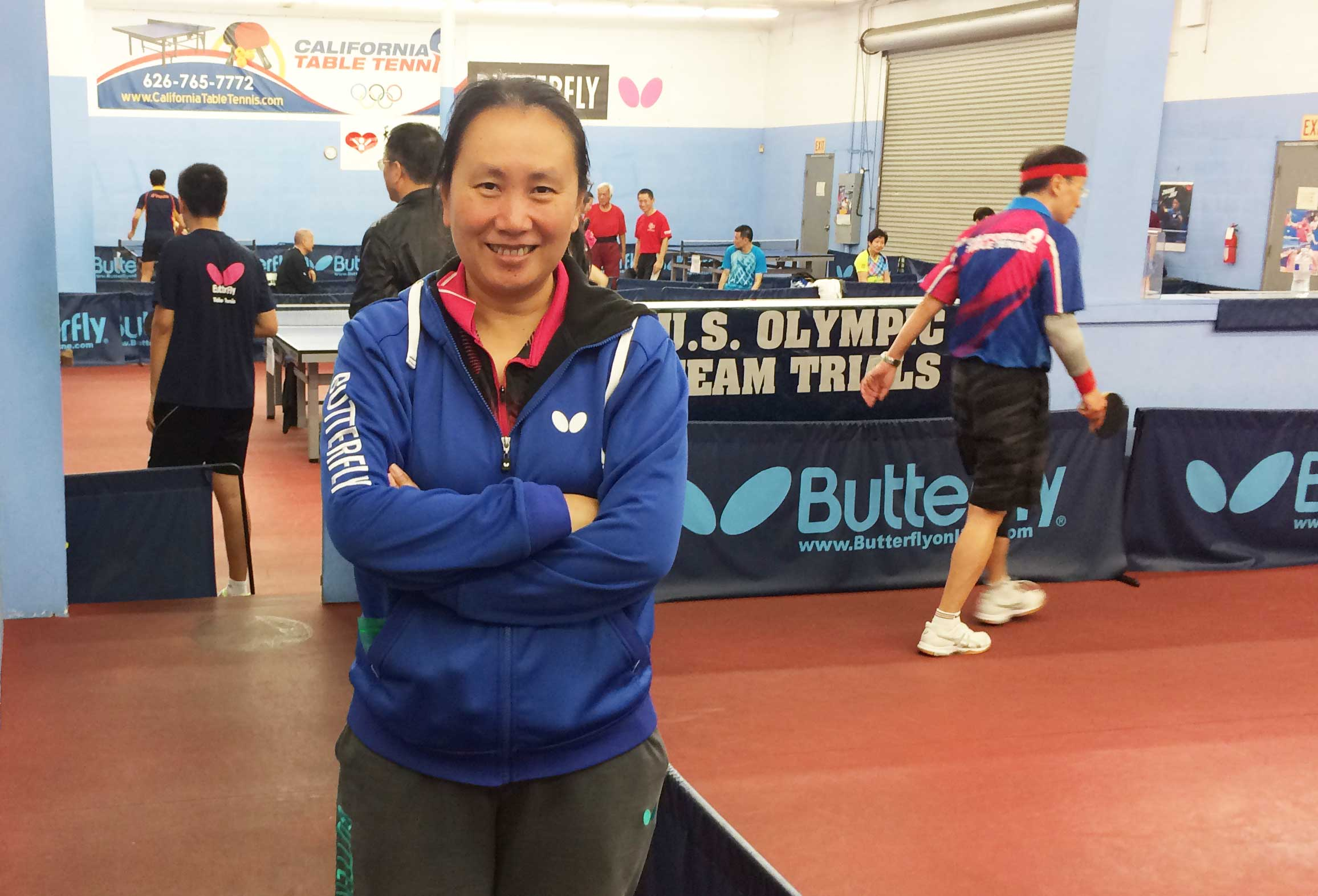 WAB Club Feature: California Table Tennis, and the Angel's Cup Butterfly Team Tournament
