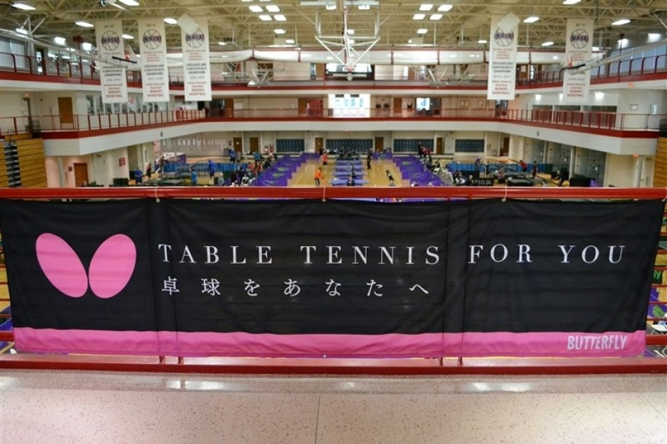 South Bend Table Tennis Tournament & Clinic News