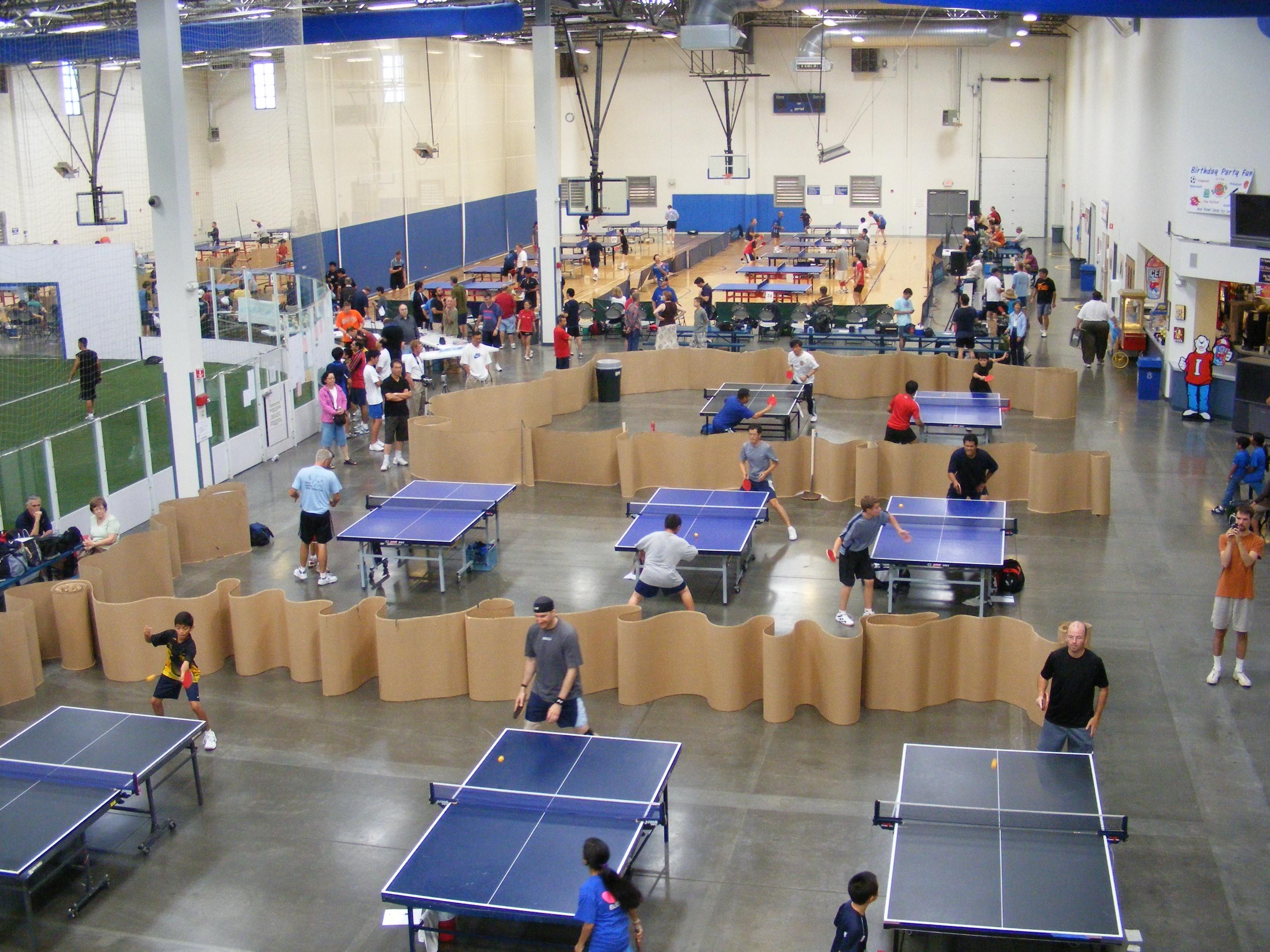 WAB Club Feature: Folsom Table Tennis Club