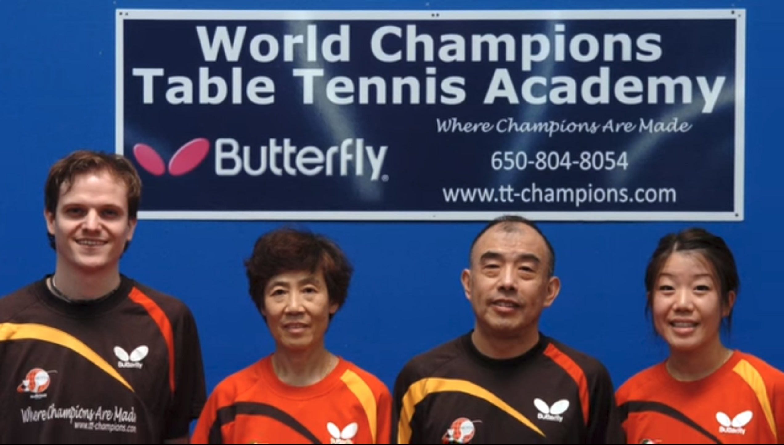 WAB Club Feature: World Champions Table Tennis Academy