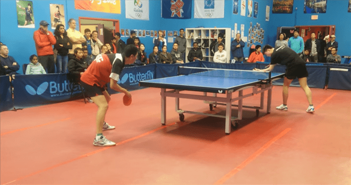 2019 Butterfly Pong Planet Open