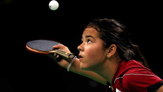 Will Puerto Rico's Adriana Diaz make table tennis 'a thing' in North America?