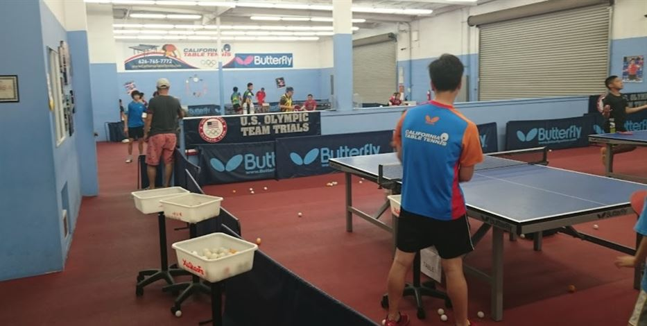 WAB Club Feature: California Table Tennis