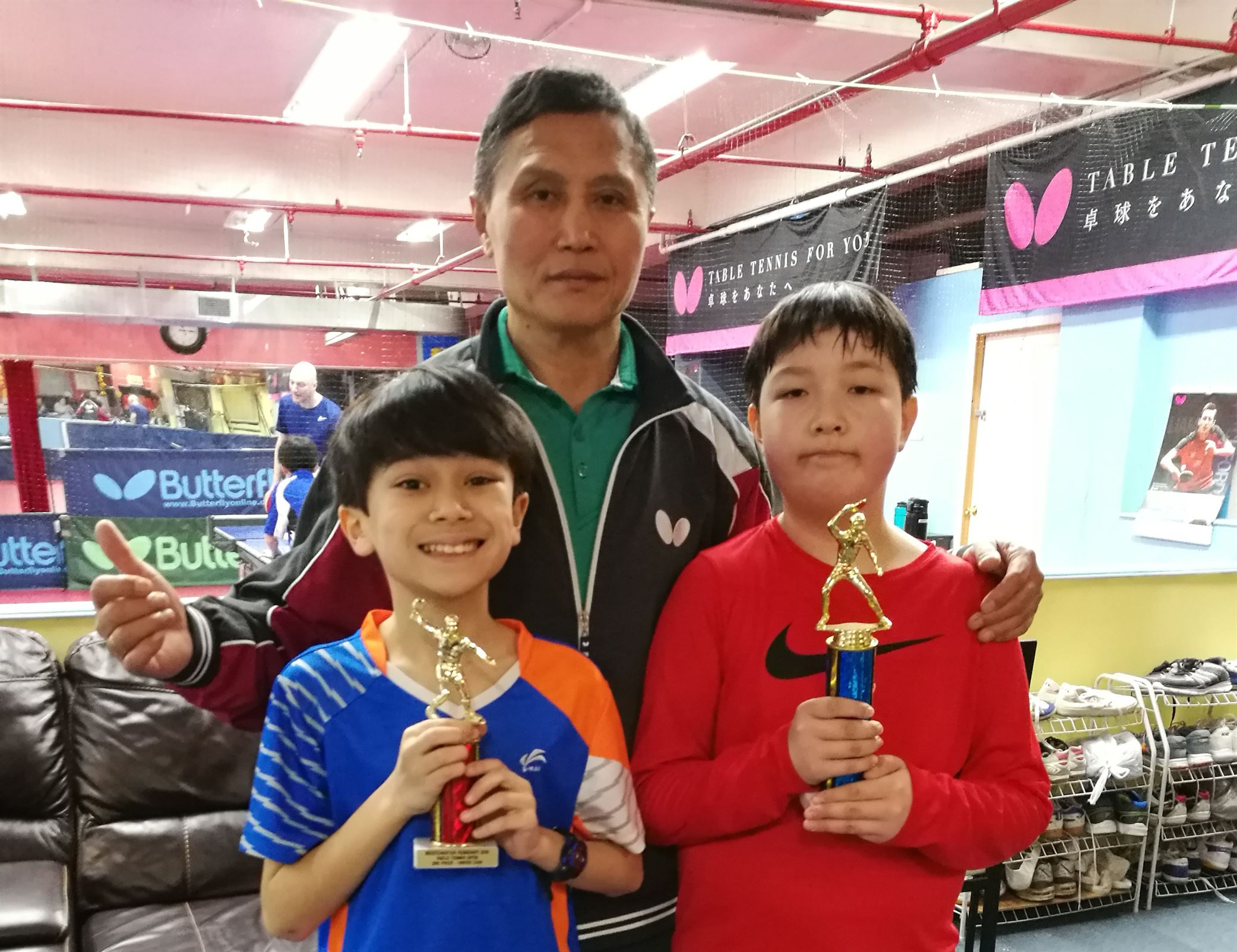 NYITTC April 7, 2019 Open Championship Results