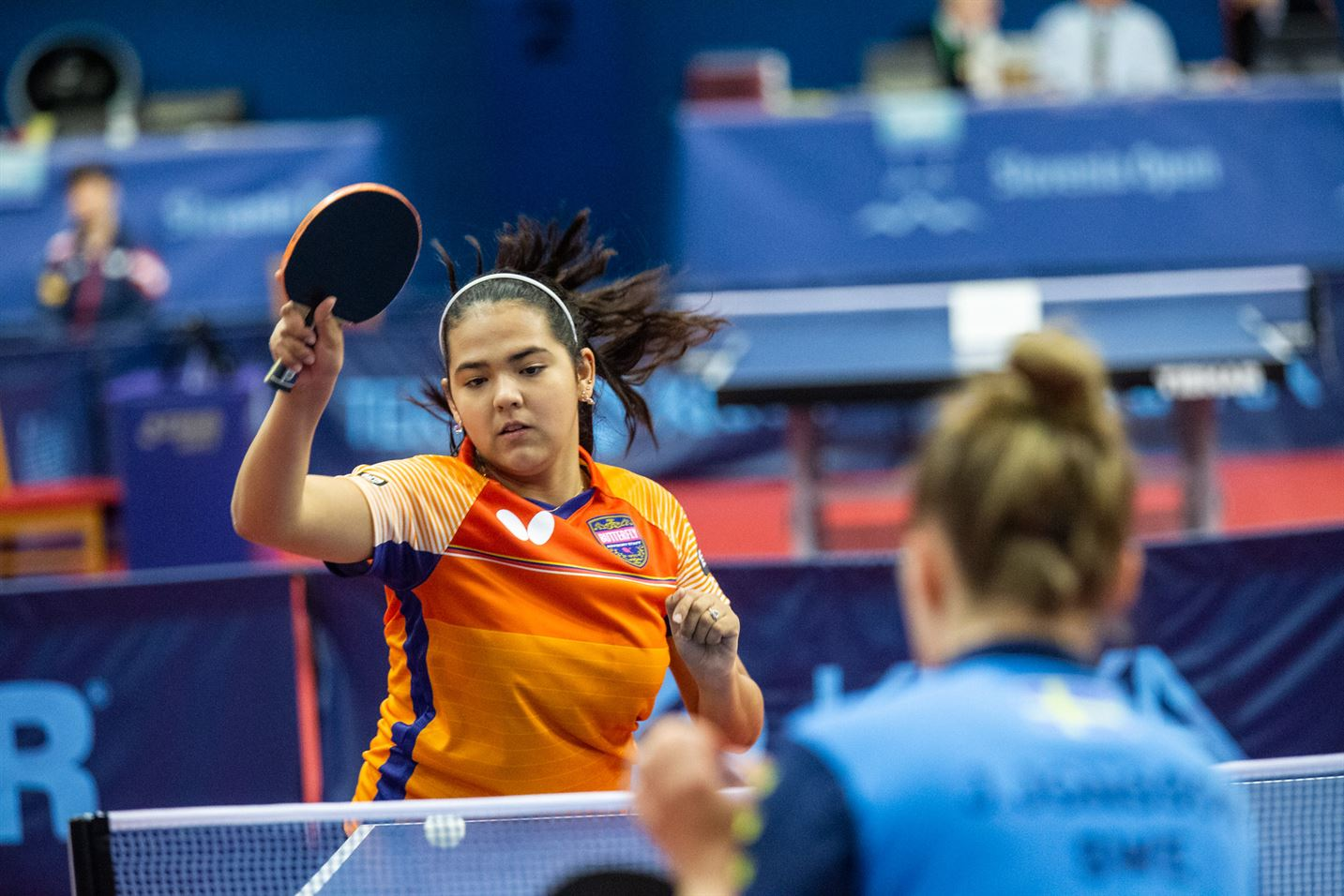 Slovenia Open Update: Collision Course for Lily Zhang and Adriana Diaz