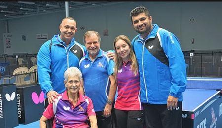 WAB CLUB FEATURE: Broward Table Tennis Club