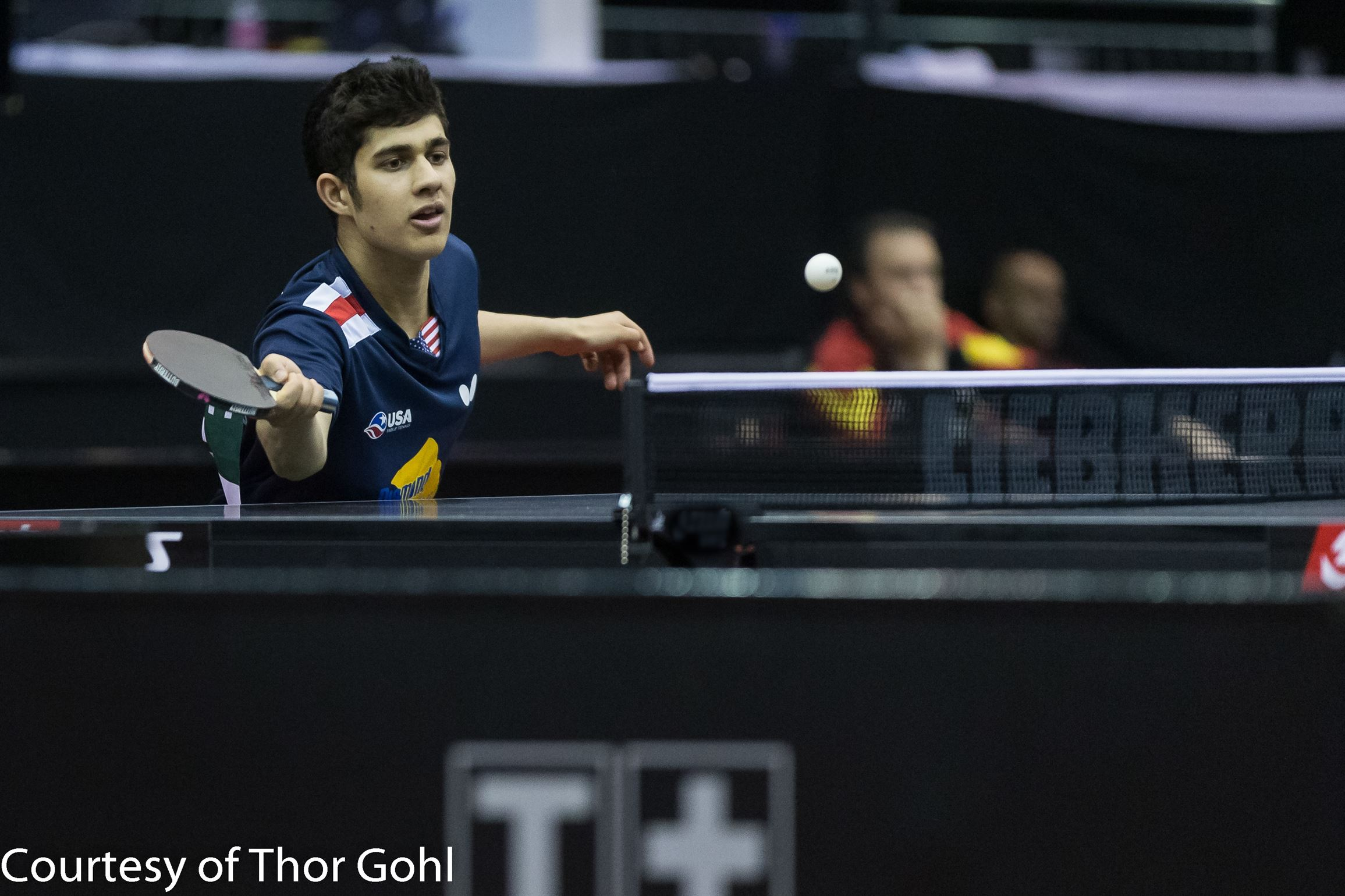 ITTF September Rankings
