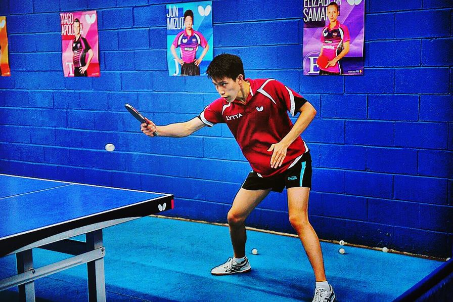 WAB Club Feature: Ly Table Tennis Academy