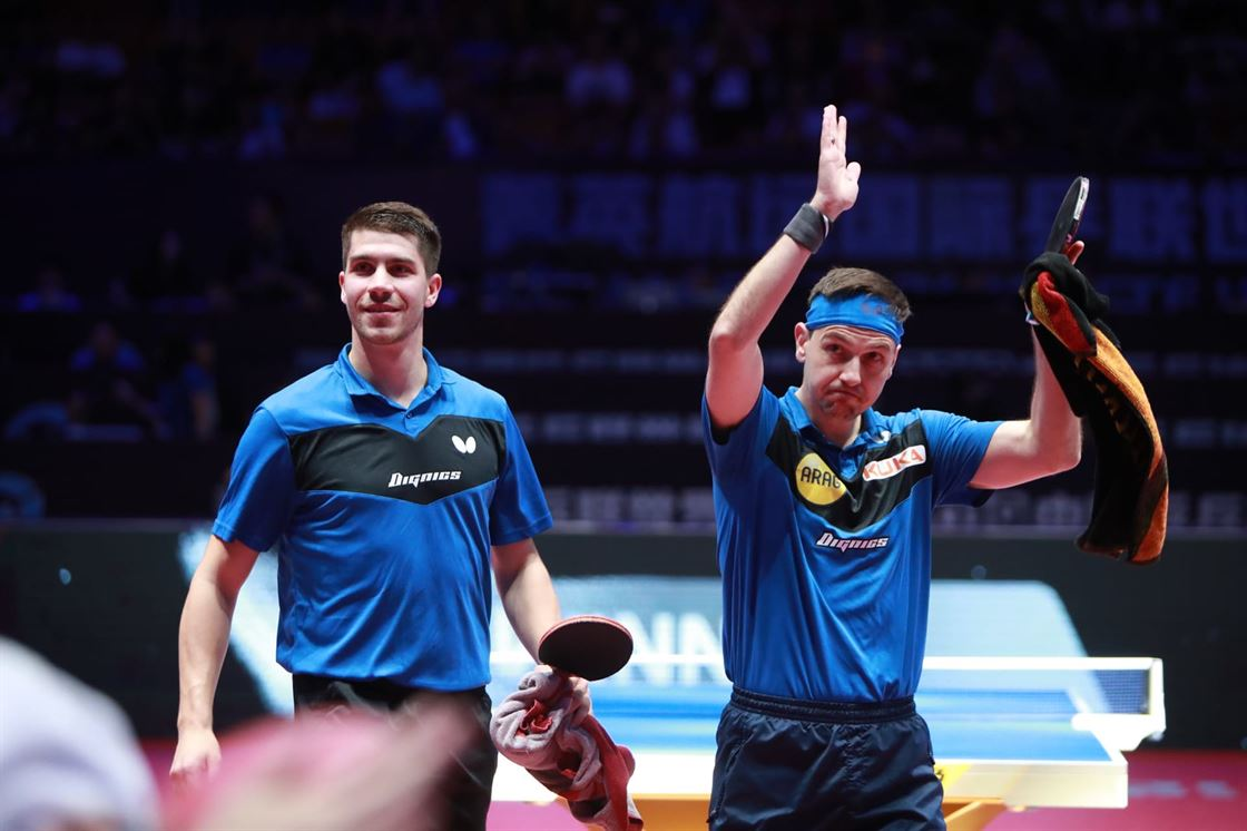 China Open Update: Fan Zhendong and Ding Ning Exit Early