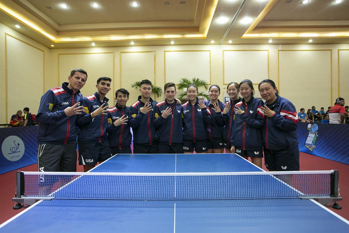Pan Am Juniors: USA Teams Sweep