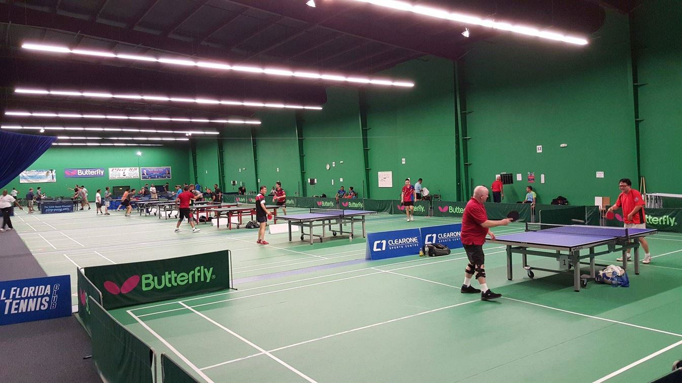 WAB Club Feature: Central Florida Table Tennis Club