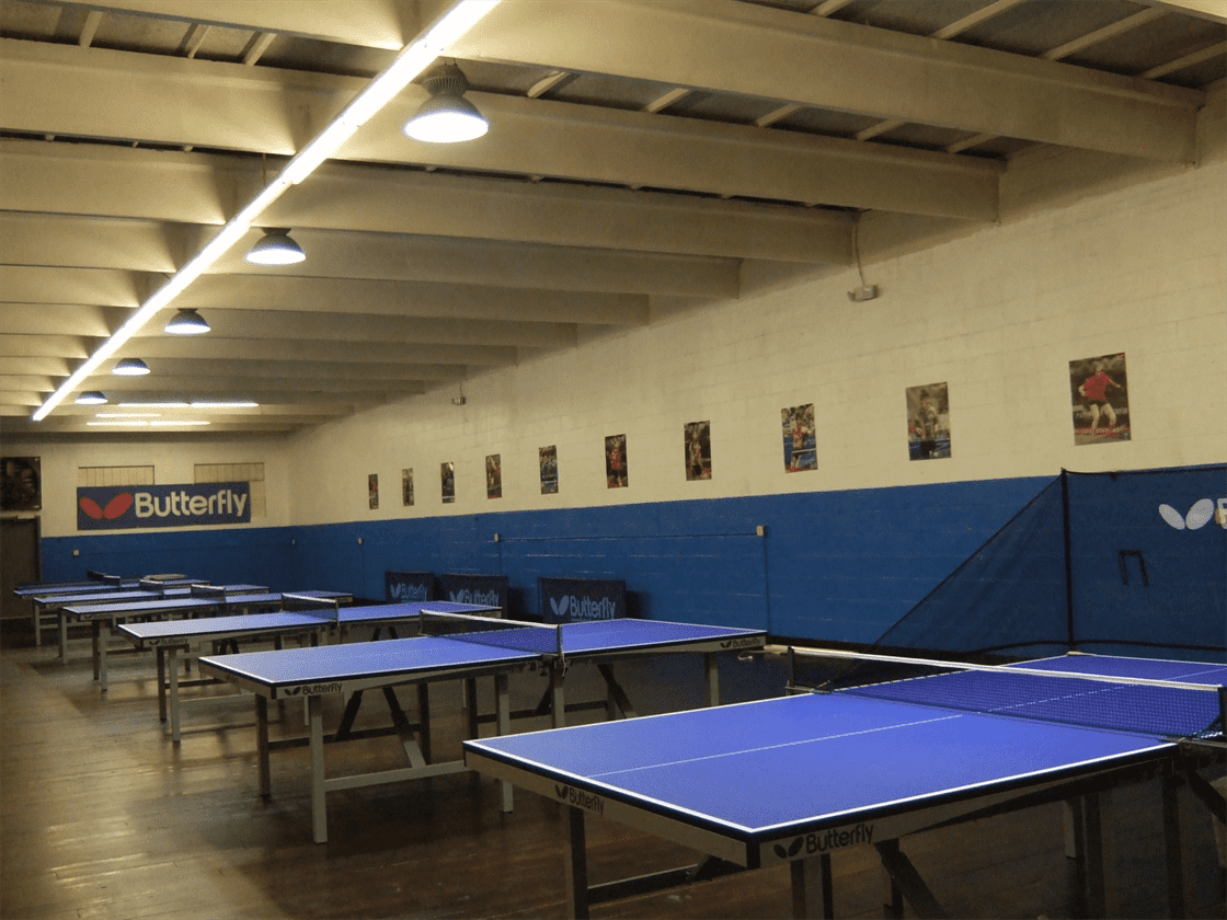 WAB CLUB FEATURE: Washington DC Table Tennis Center