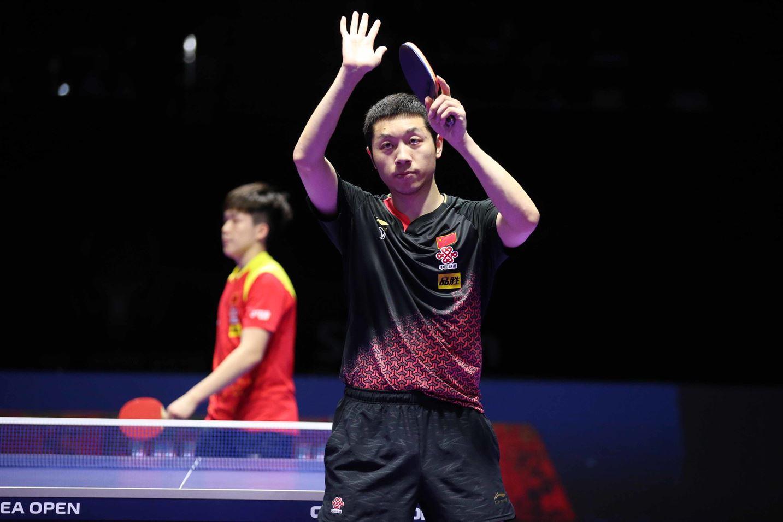 Xu Xin Tops the July Rankings