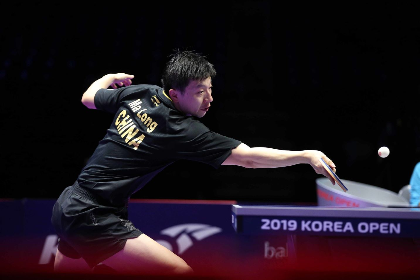 Korea Open Update: Another Final for Ma Long
